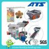 Línea de producción automática de pellets de paja de 3 toneladas / hora