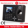 Sistema de la atención del tiempo del programa de lectura de huella digital de Realand (A-C081)