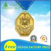 Ventes Fine Metal Crafts Zinc Alloy Metal Sport Medal