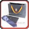 Коробка натянутого лука бумаги логоса фольги профессионального серебра фабрики горячая упаковывая