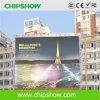 Diodo emissor de luz da cor cheia do MERGULHO de Chipshow P10 grande que anuncia a placa