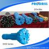 Вниз The Hole DTH Drill Rock Button Bit для Drilling/Mining/Hammer