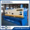 Hydraulische Scherende Machine/het Snijden de Machine van Scharen Machine/Guillotine