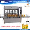 1000 flessen/het Vullen van de Olie van de Fles van het Uur 1L de Machine van de Verpakking