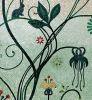 Mosaico De Vidrioスペインのモザイクプールのタイル