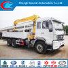 Caminhão grua 6.3ton baixa tonelada de baixo preço Sinotruk 6X4 de baixo preço