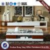 Carrinho de madeira da tevê da mobília da sala de visitas do projeto moderno (HX-6M297)