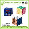 7cm Four Layers Puzzle Cube con Base Color