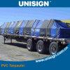 Tela incatramata impermeabile del PVC per la copertura del camion (UCT1122/650)