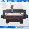 Machine de gravure du bois en aluminium de commande numérique par ordinateur de Module de bâti de porte de Tableau de profil