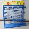 Présentoir en métal de fil étagère de rack pour accrocher les éléments dans les magasins
