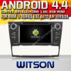 O.S. 4.4 Version Car DVD WITSON Android на BMW 3 Series E90 (W2-A9757B)