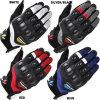 Guanto di raduno del guanto del motociclo dei guanti di cuoio di qualità (MAG106)