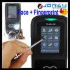 Contrôle d'accès biométrique à l'identification physique multiple avec RFID à empreintes digitales