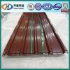 Цвет листа крыши для установки на стену для строительных материалов