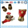 Water en laiton Meter avec Pulse Output