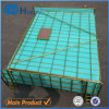 Gefaltetes Zinc Wire Mesh Metal Container mit pp. Hollow Sheet