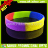 Novo presente de pulseiras de silicone de promoção (TH-band053)