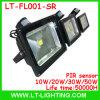 Projecteur de LED avec la sonde de mouvement (LT-FL001-SR)
