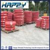 Tuyau en caoutchouc hydraulique tressé d'enroulement de fil d'acier de SAE 100 R2at deux