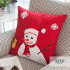 Ammortizzatore del sofà di natale stampato Customed della decorazione di natale
