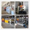 PVC CrustかCeluka Foam Board Production Line (SJSZ80/173) /Siemens Strategic Partner/PVC WPC Foam Sheet Extruder Machine
