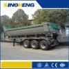 Китай Factory 60 Tons Dumper Semi Trailer с Front Lifting