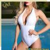 Einteiliger Badeanzug-Bikini der Frauen