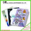 Bureau de l'École de haute qualité Dossier de fichiers en plastique (EP-F9118-1)