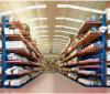 شهادة CE مستودع التخزين الكابولي الرف لفترة طويلة وذات الحجم الكبير التخزين