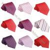 Couleurs mixtes Cravates pas cher Polyester Silk Paisley pour Hommes