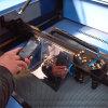ステンレス鋼レーザーの彫版機械(DW1290)