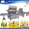 Equipo del llenador de la máquina de rellenar del aceite de cocina/del aceite de cocina