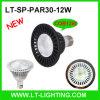 Luz do diodo emissor de luz da aprovaçã0 PAR30 do UL (LT-SP-PAR30-12W)