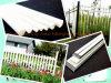 Высокая стеклоткань штанга цепкости для загородки сада