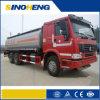 Caminhão de petroleiro militar do combustível da proteção dianteira de Sinotruk para a venda