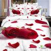 2017 100% algodão/Poli roupa de cama de alta qualidade definida para o hotel/Home