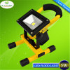 Het hete Verkopende 10W Navulbare LEIDENE Licht van de Vloed met Ce, RoHS,