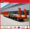 Hochleistungs-LKW-halb Schlussteil-/Ladung-Plattform konkaver Lowbed Schlussteil
