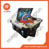 Tipo máquina del juego de los pescados de la subida del dragón de juego de arcada del vector de la pesca de juego del casino
