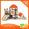 Escuela de diapositivas personalizados de fábrica juego fantástico patio al aire libre