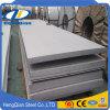 Placa de acero inoxidable ASTM ISO/hoja con una superficie pulida y brillante
