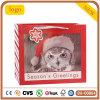 Weihnachtsrotes Beutel-Eulen-Muster-Geschenk-Papierbeutel