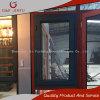 60 séries do Casement térmico personalizado Windows da ruptura do perfil de alumínio da cor