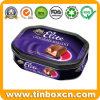 Восьмиугольное олово печенья шоколада металла для еды может коробка хранения
