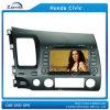 Coche GPS estéreo para Honda Civic con el cuadro del Rds del iPod de Bluetooth en el cuadro (z-2947)