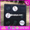 Новая конструкция Забавная игрушка для детей деревянные Tic Tac Toe игры W01b037