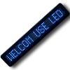 LED青いバス印(080105B)