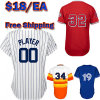 Baseball americano Jersey uniforme (BJ-AM-022)