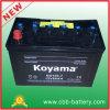 2015hot! Nx120-7 Automotive Battery 12V80ah Corea Car Battery